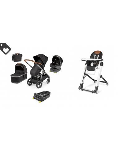 Модуларна количка YPSI i-size + Стол...
